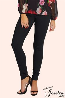 Jessica Wright Plain Denim Skinny Jeans