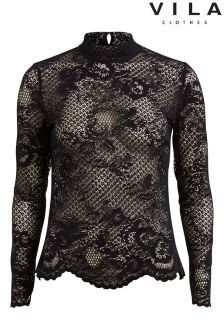 Vila Lace Top