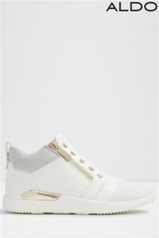 Aldo Side Zip Trainers