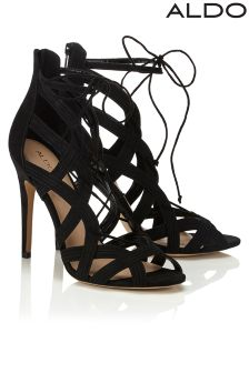 Aldo Caged High Heel Sandal