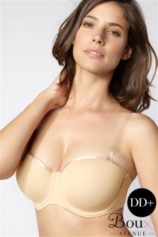 Boux Avenue Moulded Strapless Bra DD+