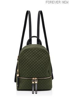 Forever New Quilted Backpack