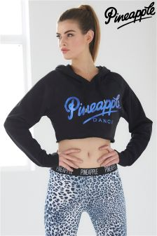 Pineapple Crop Logo Hoody