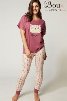 Boux Avenue Tee And Legging