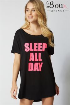 Boux Avenue Sleep All Day Tee