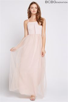 BCBGeneration Bandeau Maxi Dress