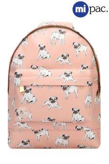Mi-Pac Backpack In Pugs Print