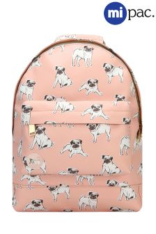 Mi-Pac Pugs Print Backpack