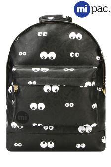 Mi-pac Backpack In Eyes Print