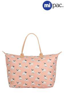 Mi-Pac Pugs Print Weekender Bag