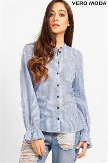 Vero Moda Cuff Sleeve Shirt