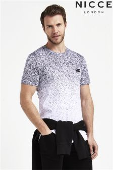 Nicce Speckle Fade T-Shirt
