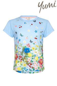 Yumi Girl Floral T-shirt