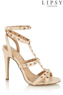 Lipsy Stud Heel Sandals