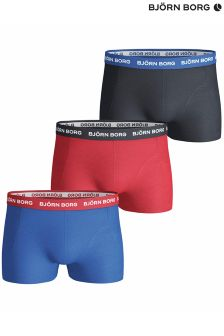 Bjorn Borg 3 Pack Briefs