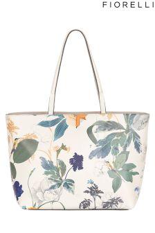 Fiorelli Floral Print Tote Bag