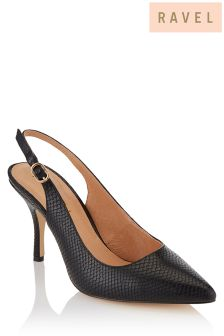 Ravel Sling Back Court Shoes