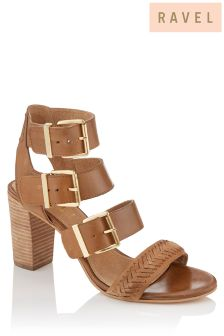 Ravel Buckle Sandals