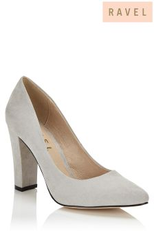 Ravel Block Court Heels