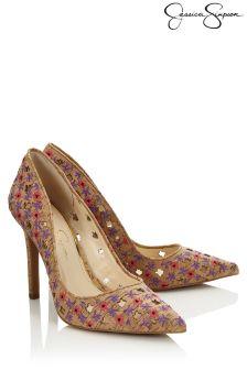 Jessica Simpson Court Heels
