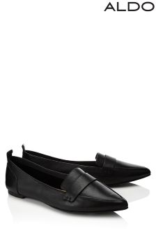 Aldo Leather Loafers