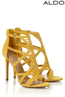 Aldo Caged High Heel Sandals