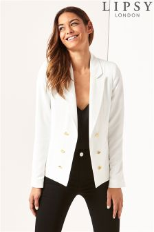 Lipsy Button Blazer