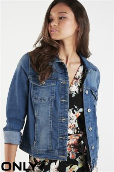 Only Vintage Denim Jacket
