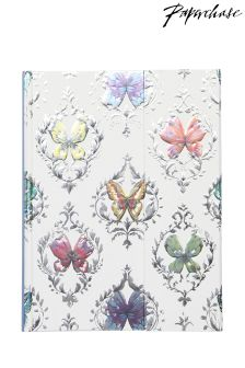Paperchase Large Butterfly Notebok