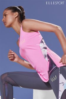 Elle Sport Workout Sports Vest