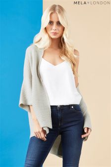 Mela London Knitted Cardigan