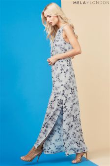 Mela London Blossom Maxi Dress