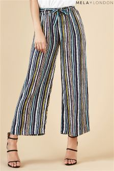 Mela London Printed Trousers