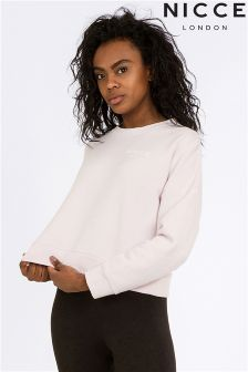 Nicce Mini Oval Sweatshirt