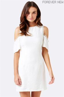 Forever New Cold Shoulder Dress