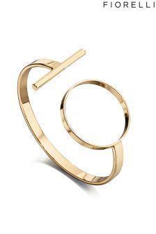 Fiorelli Costume Circle Cuff Bracelet