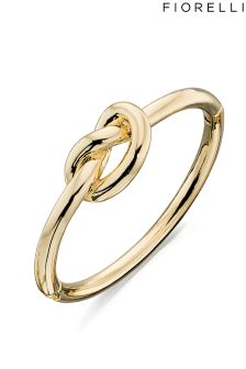 Fiorelli Costume Gold Knot Bangle