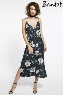 Bardot Floral Slip Dress