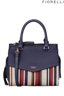 Fiorelli Stripe Weave Grab Bag