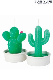 Sunnylife Cactus Candles