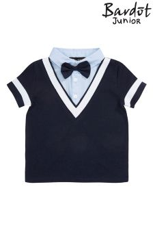 Bardot Junior Stripe Polo Tee