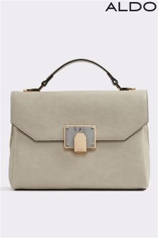 Aldo Lock Detail Satchel