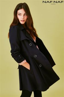 Naf Naf Trench Coat