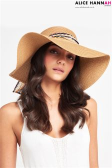 Alice Hannah Floppy Scarf Hat