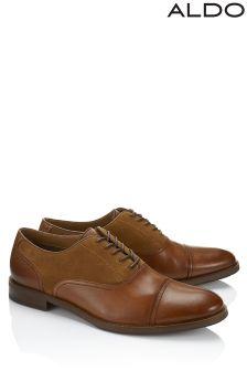 Aldo Mens Oxford Lace Up Shoes