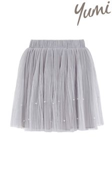 Yumi Girl Embellished Tutu Skirt