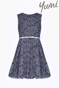Yumi Girl Cherry Lace Dress