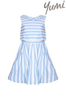 Yumi Girl Candy Stripe Dress