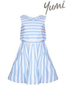 Yumi Girl Candy Stripe Dress