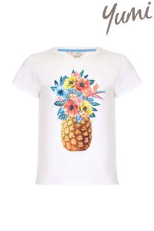 Yumi Girl Pineapple T-Shirt